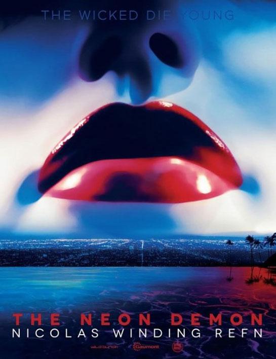 The Neon Demon - Affiche Cannes