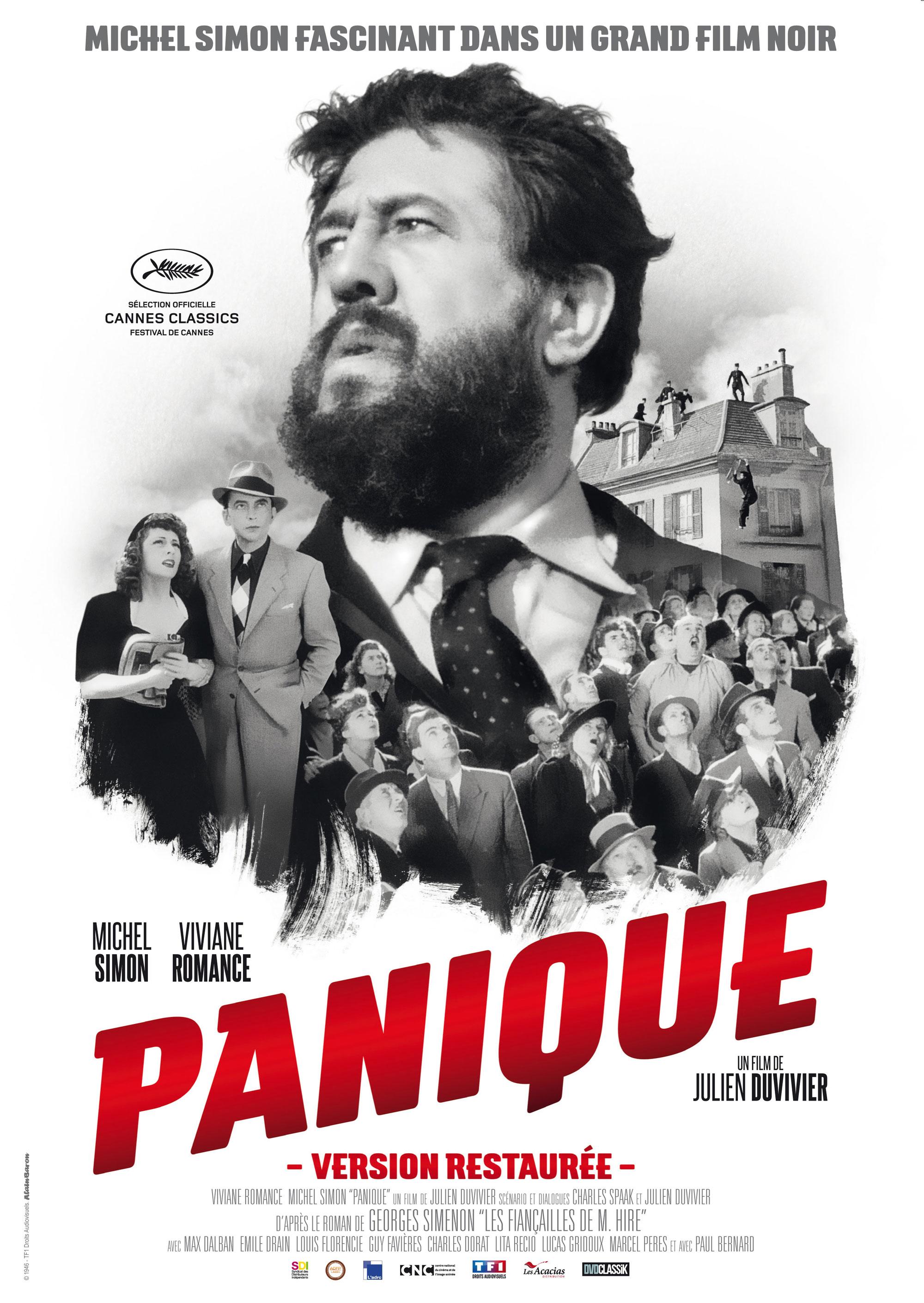 Panique - Affiche Rep. 2016