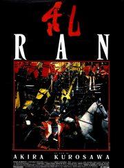 Ran - Affiche 1985
