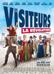 Les Visiteurs III : La Révolution - Affiche