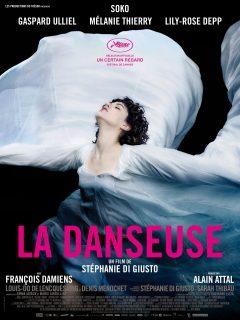 La danseuse - Affiche Def