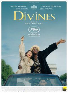 Divines - Afficge def