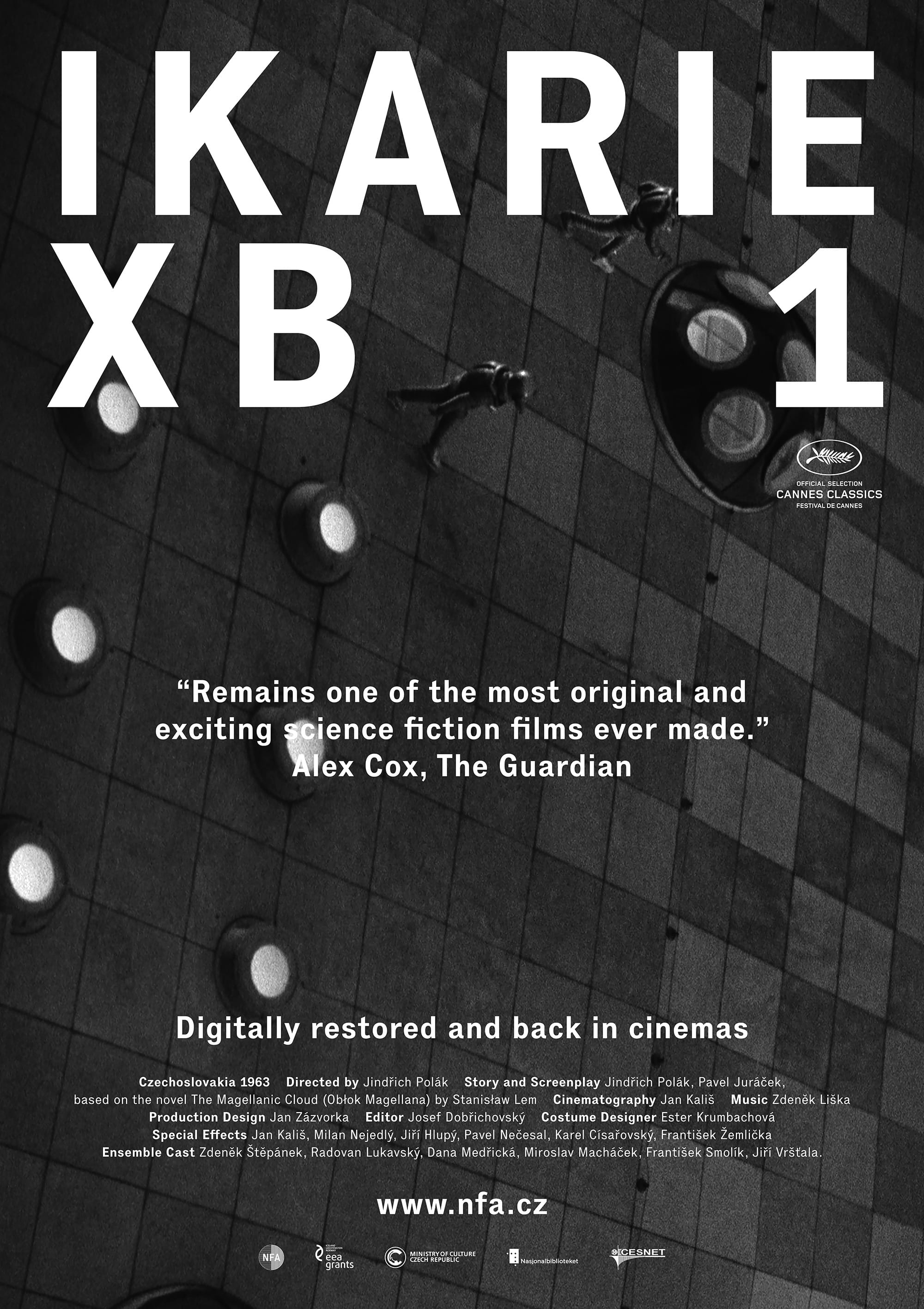 Ikarie XB-1 de Jindřich Polák (Cannes Classics 2016)