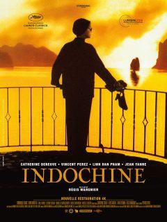 Indochine - Affiche 2016