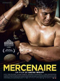 Mercenaire - Affiche