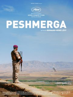 Peshmerga - Affiche