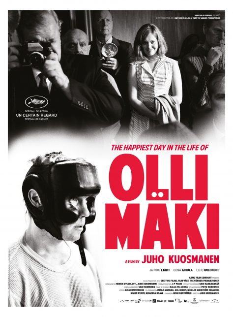 The Happiest Day in the Life of Olli Mäki - Affiche Cannes 2016