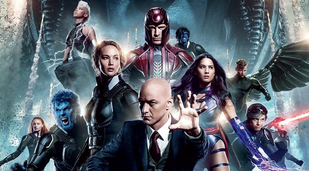 X-Men : Apocalypse - Une