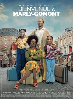 Bienvenue à Marly-Gomont - Affiche