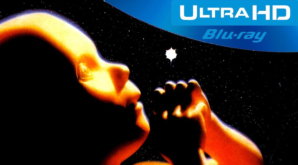 Blu-ray 4K Ultra HD - Premier contact