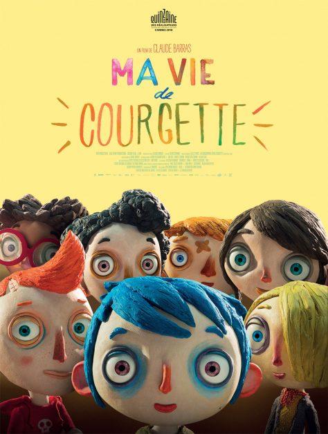 Ma vie de Courgette - Quinzaine des réalisateurs 2016