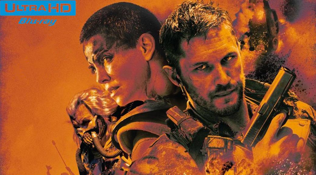 Mad Max Fury Road - Blu-ray 4K Ultra HD