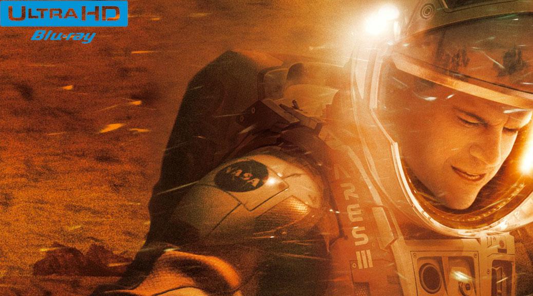 Seul sur Mars - Blu-ray 4K Ultra HD
