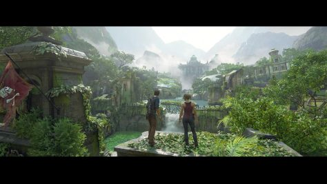 Uncharted 4 - A Thief's End (PlayStation 4)