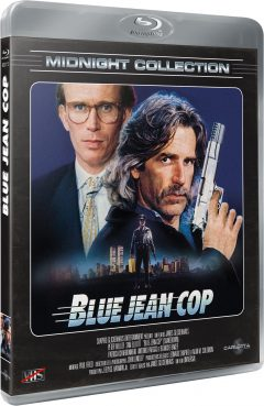 Blue Jean Cop - Midnight Collection - Packshot Blu-ray