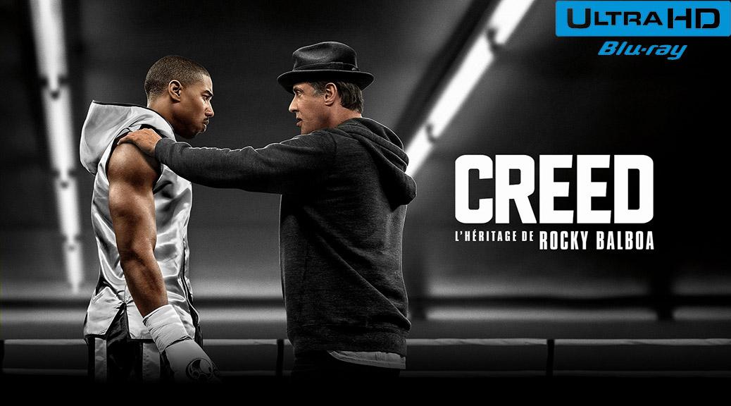 Creed - L'héritage de Rocky Balboa - Test Blu-ray 4K Ultra HD