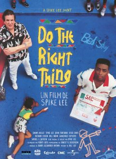 DoThe Right Thing - Affiche 2016