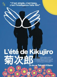 L'été de Kikujiro - Affiche 2016