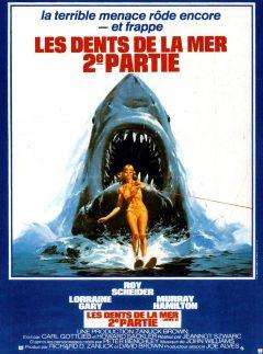 Les Dents de la mer 2 (Jaws 2) - Affiche France