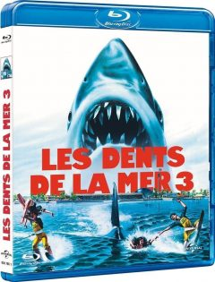 Les Dents de la mer 3 (Jaws 3) - Packshot Blu-ray