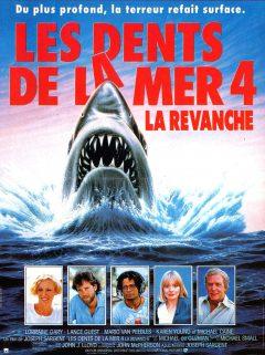 Les Dents de la mer 4 (Jaws 4) - Affiche France