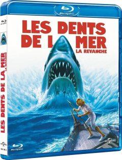 Les Dents de la mer 4 (Jaws 4) - Packshot Blu-ray