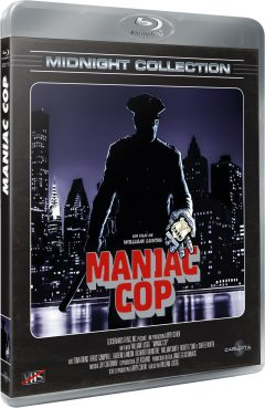 Maniac Cop - Midnight Collection - Packshot Blu-ray