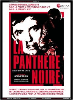 La Panthère noire - Affiche