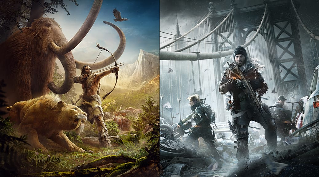 Far Cry Primal & The Division