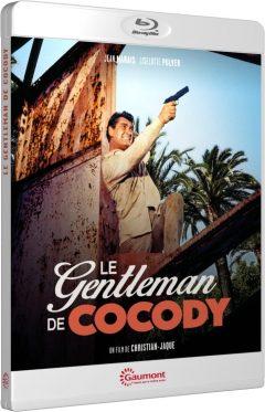 Le Gentleman de Cocody - Packshot Blu-ray Gaumont Découverte