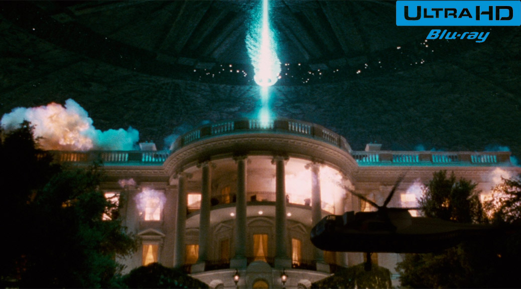 Independence Day - Blu-ray 4K Ultra HD