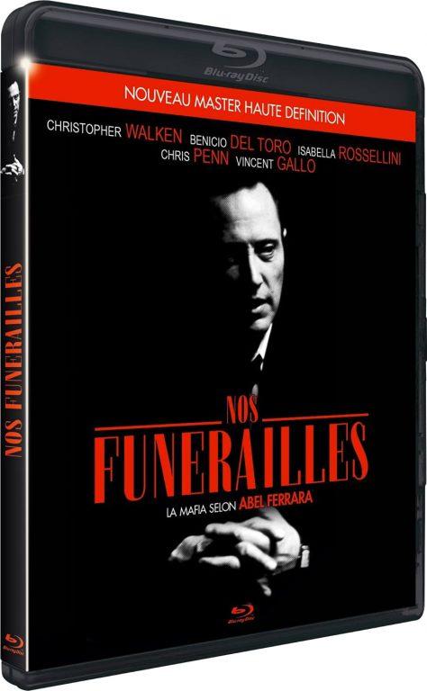 Nos funérailles - Packshot Blu-ray