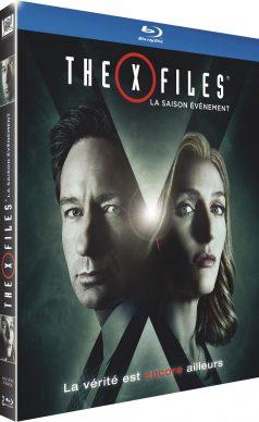 X-Files – Saison 10 - Packshot Blu-ray
