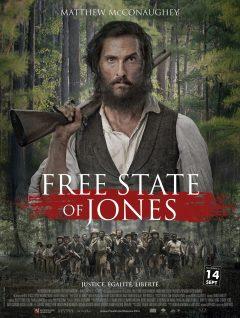 Free State of Jones - Affiche