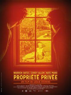 Propriété privée - Affiche 2016