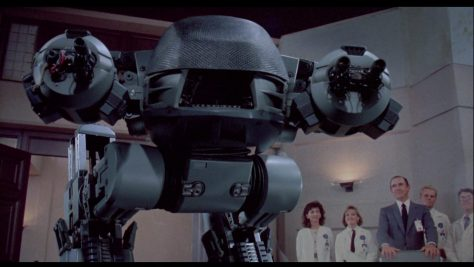 Robocop (1987) de Paul Verhoeven - Édition 2008 - Capture Blu-ray