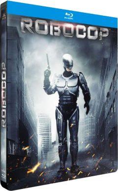 Robocop (1987) de Paul Verhoeven - Packshot Blu-ray Steelbook