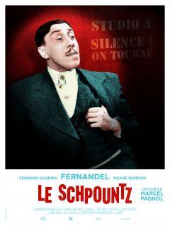 Le Schpountz - Affiche 2016