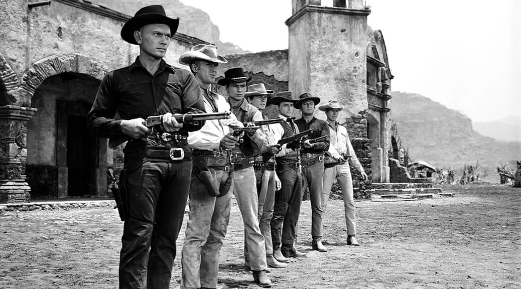 Les Sept Mercenaires (1960) de John Sturges