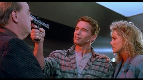 Total Recall (1990) de Paul Verhoeven - Édition 2008 - Capture Blu-ray
