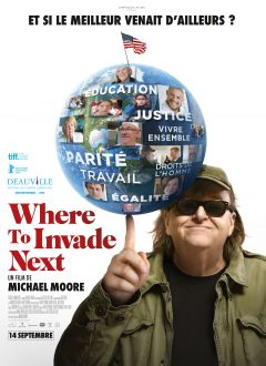 Where To Invade Next - Affiche