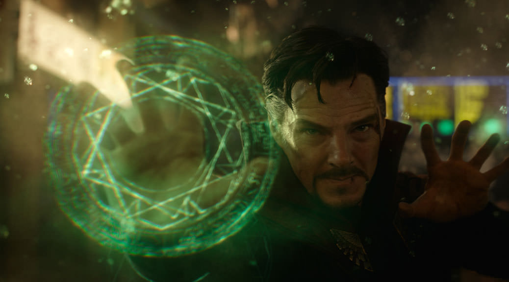 Doctor Strange - Image Une fiche film