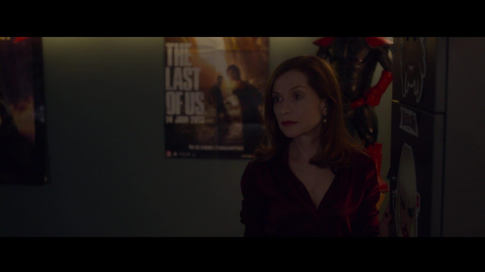 Elle (2016) de Paul Verhoeven - Capture Blu-ray