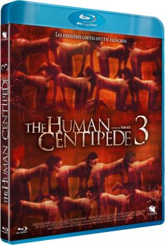 The Human Centipede 3 - Jaquette BRD 3D