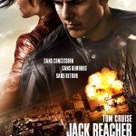 Jack Reacher Never go back - Affiche