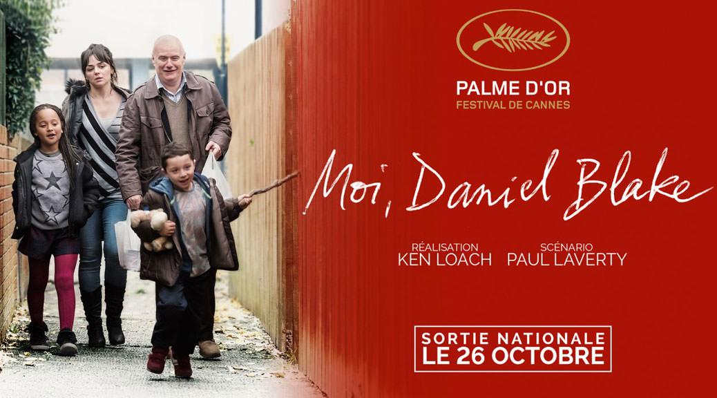 Moi, Daniel Blake - Image Une Fiche film