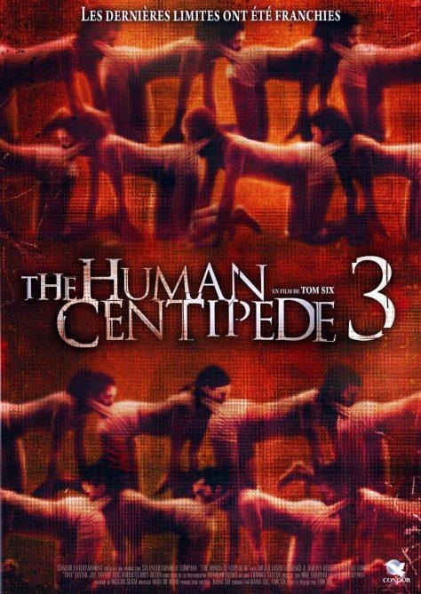 The Human Centipede III - Affiche