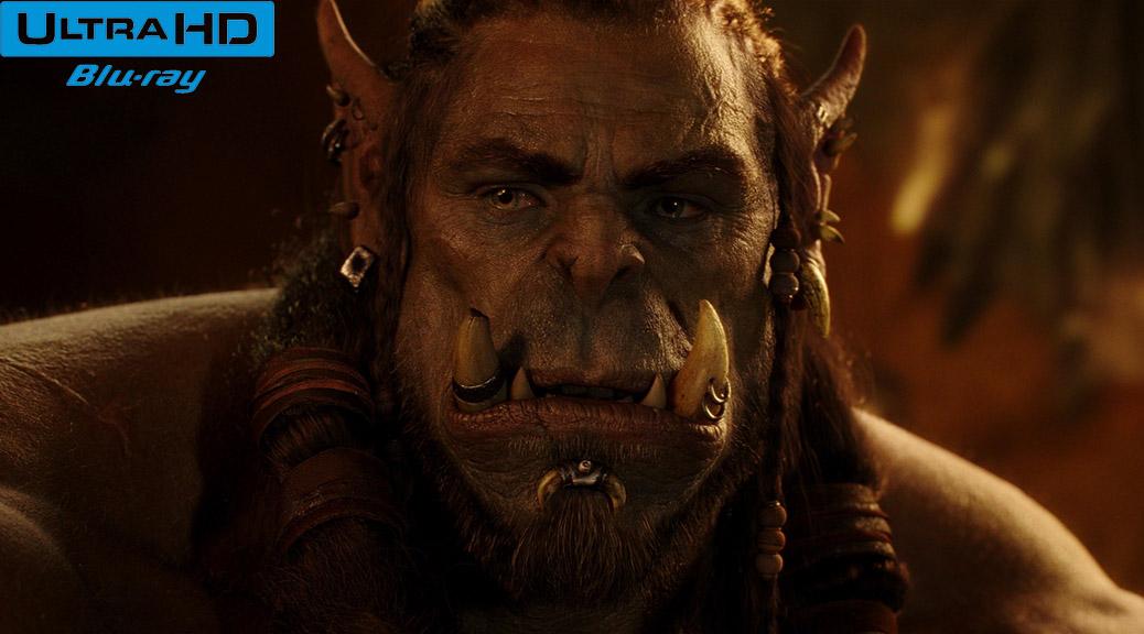 Warcraft : Le commencement (2016) de Duncan Jones – Capture Blu-ray