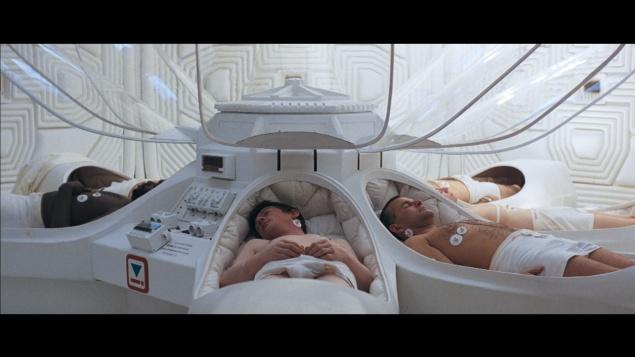 Alien, le 8ème passager (1979) de Ridley Scott – Capture Blu-ray