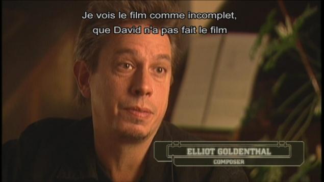 Alien 3 (1992) de David Fincher – Making of non censuré
